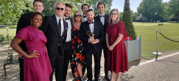 Maslow Capital Win B&C Award