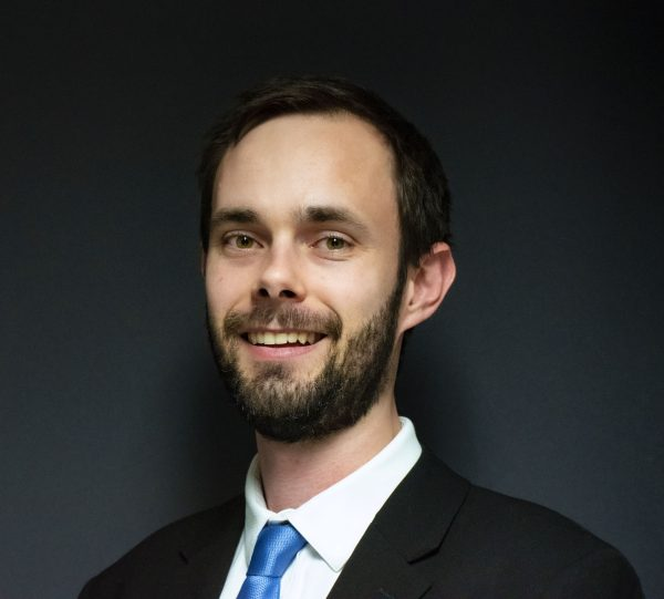 Anthony Raud Portrait